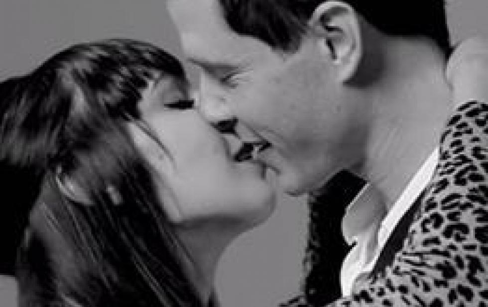 Поцелуй с незнакомцем эксперемент