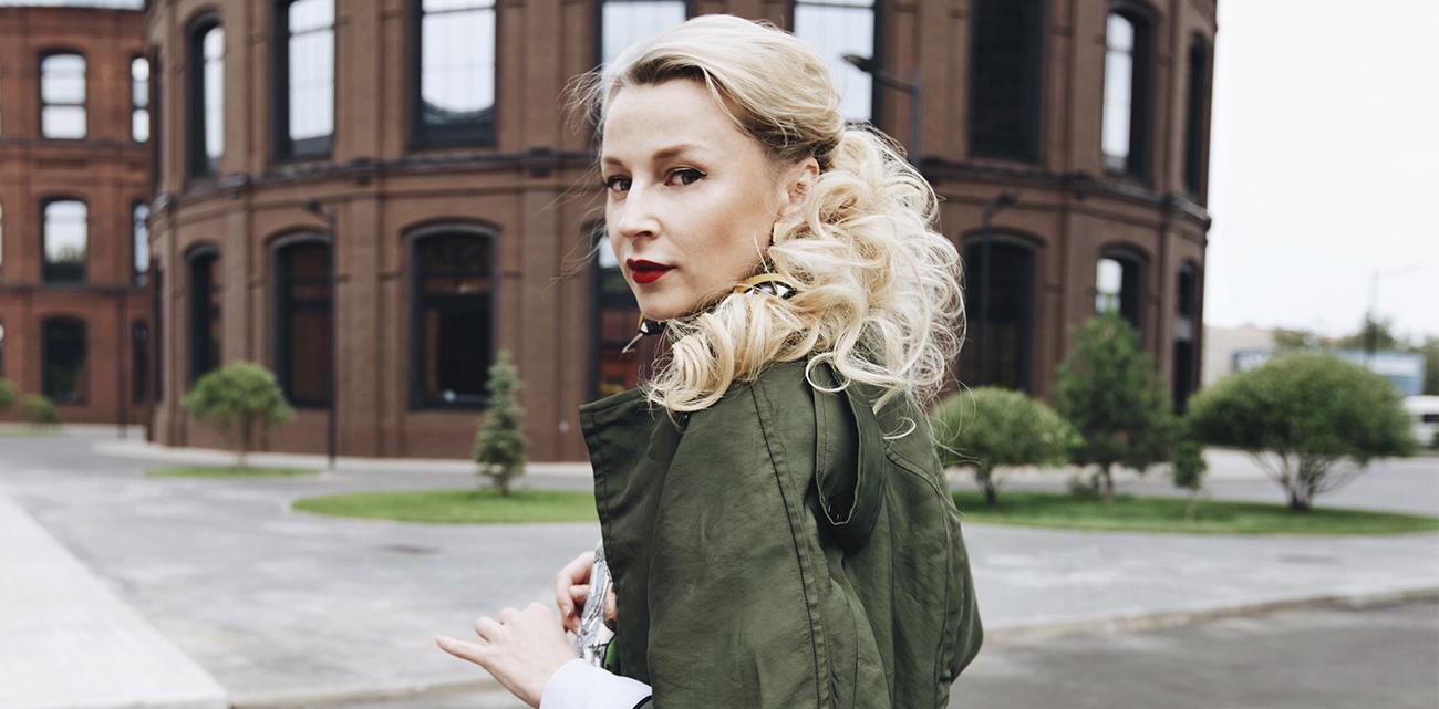Ольга Медынич: Я не блогер! Я артистка!
