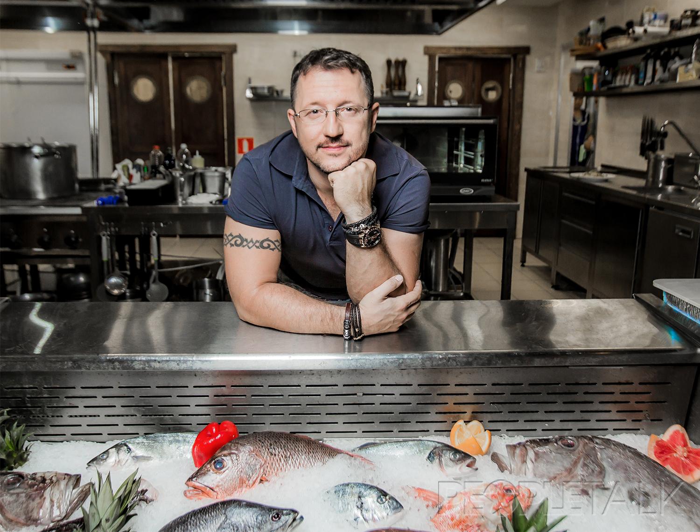 Герой недели: ресторатор Андрей Грязнов
