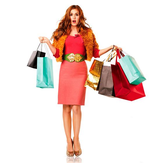 Шопоголик магазин модной одежды