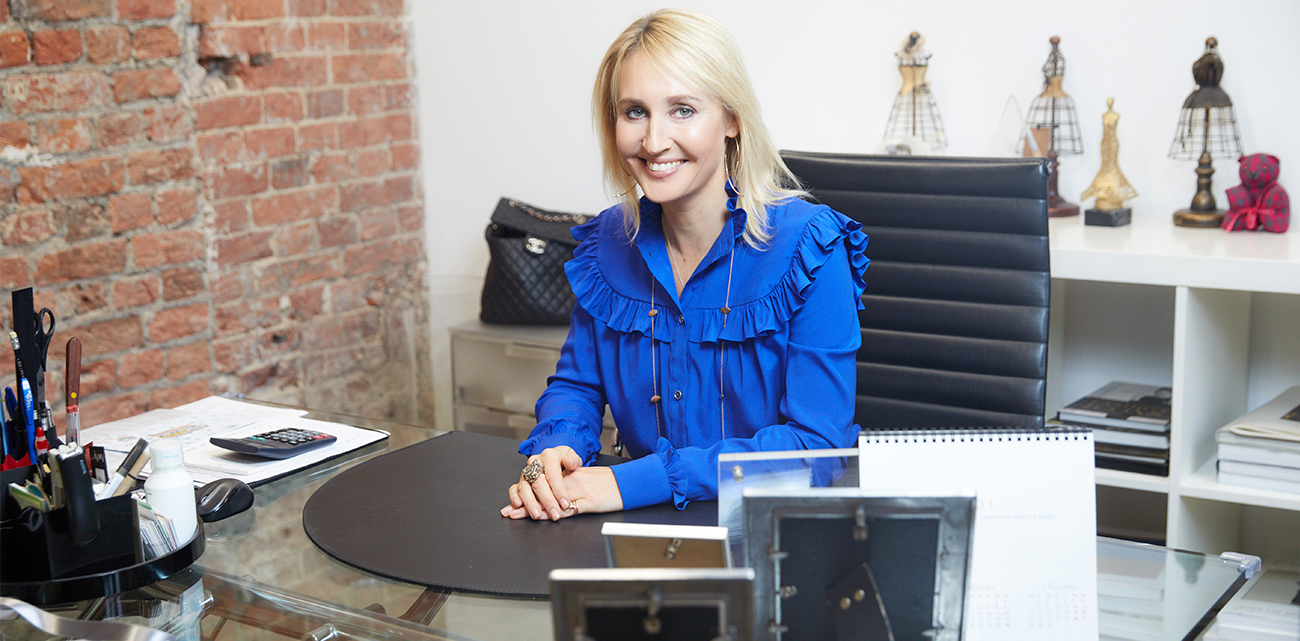 Женщина в деле: президент компании «Show-room Ли-Лу» Оксана Бондаренко