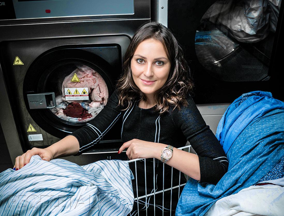 Женщина в деле: основатель химчистки Delicato Анна Никитина