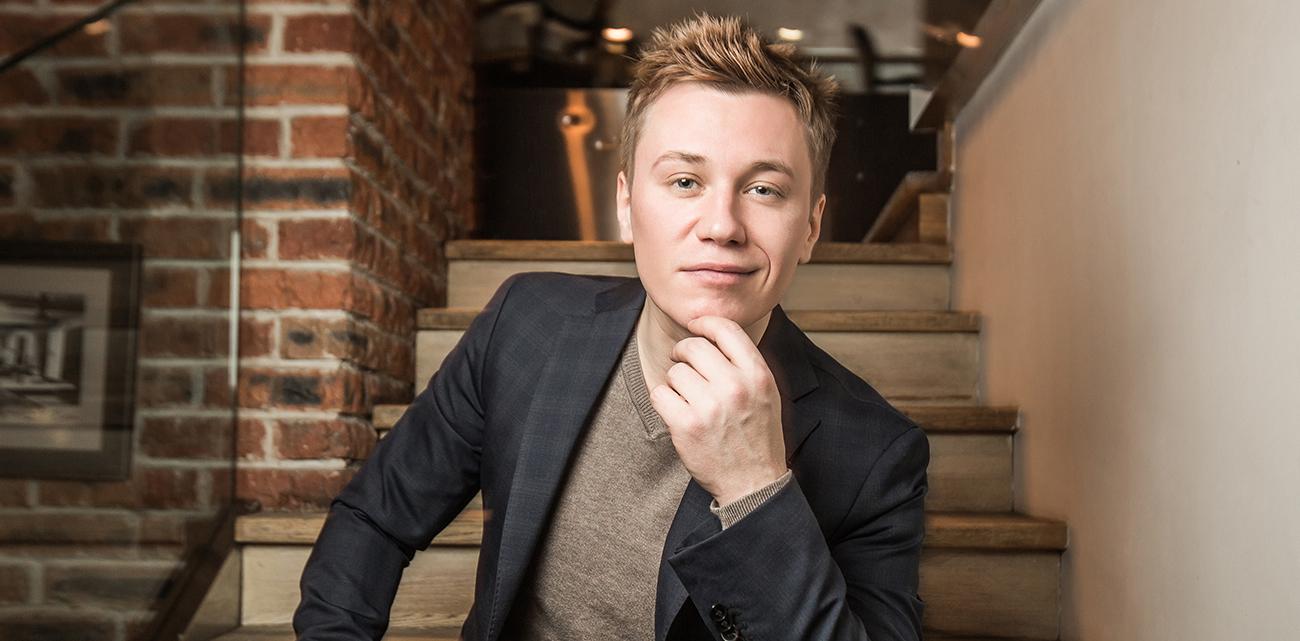 Герой недели: финалист «Фабрики звезд 4» Антон Зацепин
