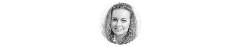 Марина Харламова, редактор рубрики красота