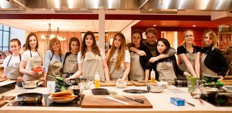 Мы сходили на кулинарный мастер-класс! Это интересно и даже полезно! Делимся опытом!