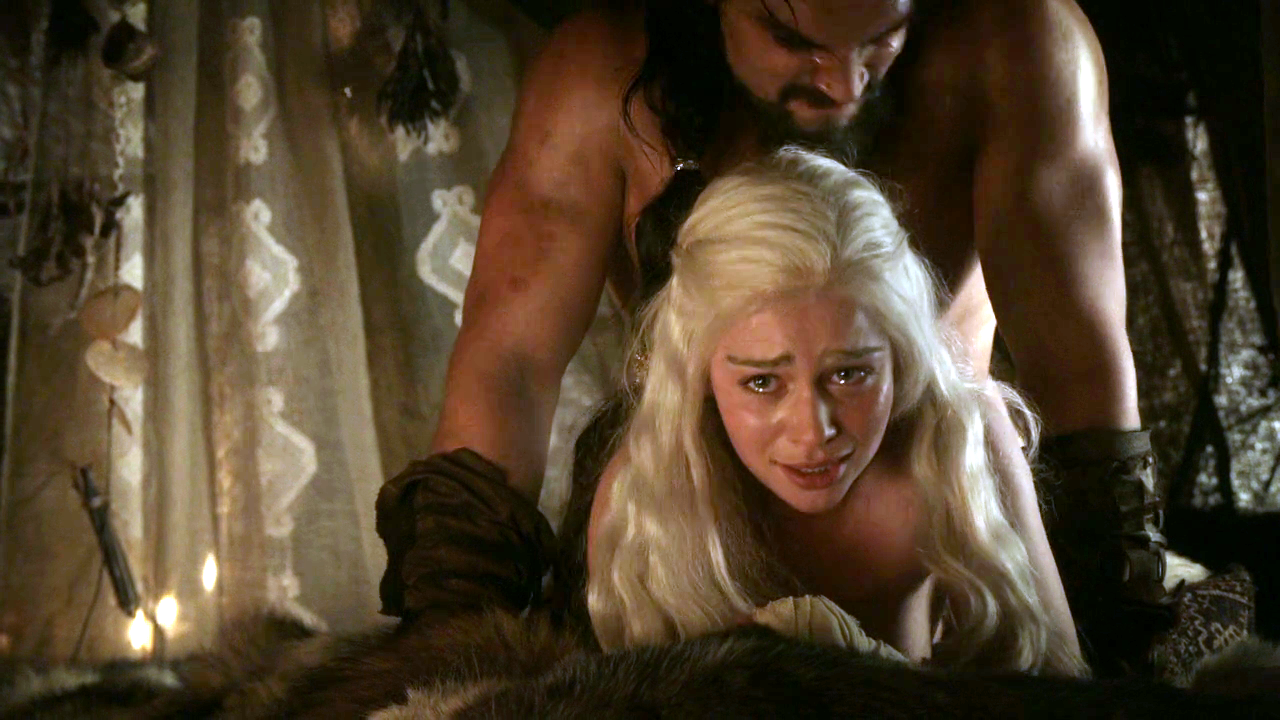 Игра престолов дейенерис секс