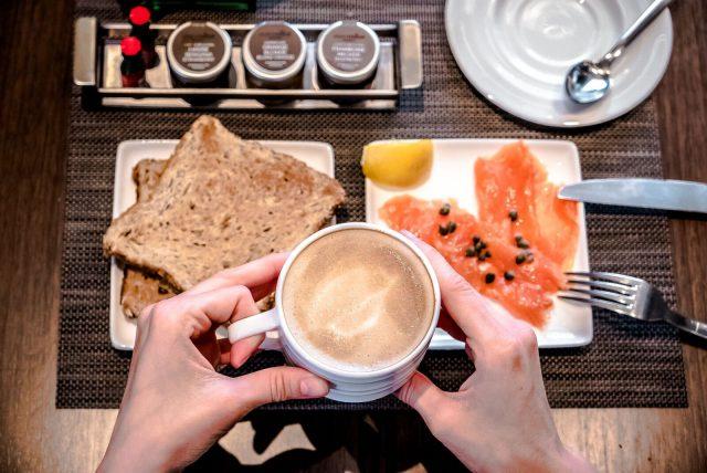 Где готовят идеальные завтраки? Расскажем здесь! Где готовят идеальные завтраки? Расскажем здесь! Breakfast buffet at Charlie Palmer 640x428