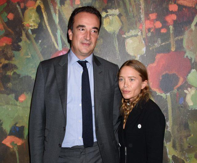 Мэри-Кейт Олсен иОливье Саркози были замечены напрогулке— редкостный случай