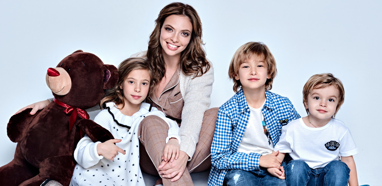 Фото семьи жукова его жены и детей