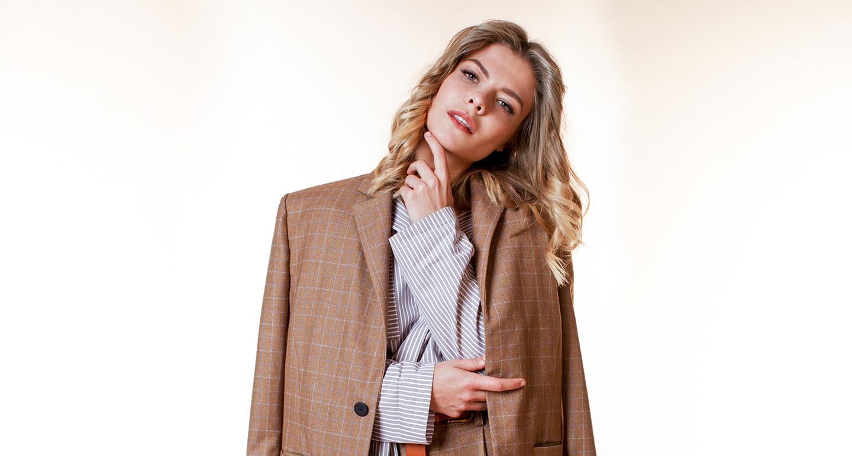 Девушка недели: стилист Лена Ленц