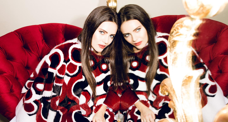 Самые модные девушки и меха: Виктория Шелягова, Виктория Крутая и Лаура Джугелия в специальном проекте Braschi