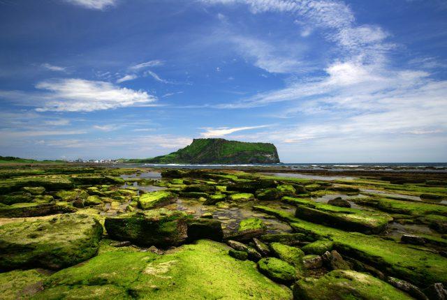 курорт на острове Чеджудо