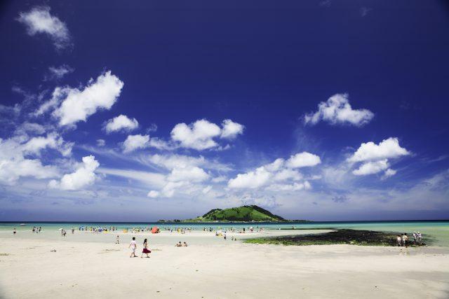 Пляж Хёпчхе на Чеджудо
