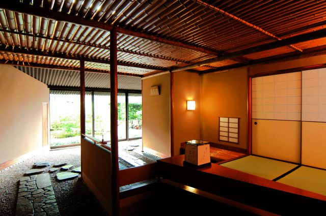 Imperial Hotel Tokyo Где остановиться в Токио? Где остановиться в Токио? tokoan japanese teahouse 1 640x425