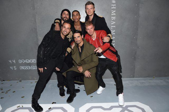 Backstreet Boys впервый раз за 5 лет выпустили новый клип