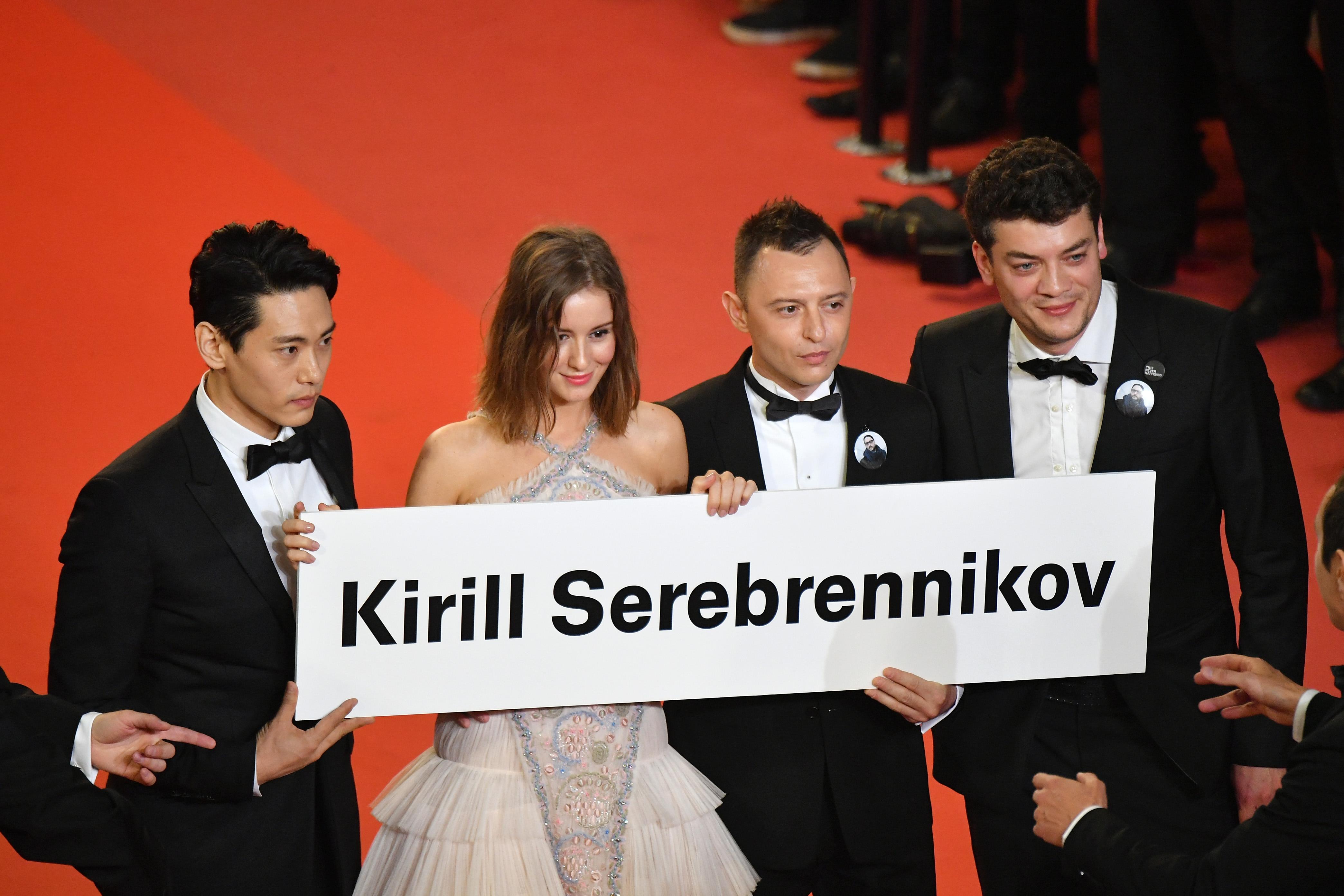"""""""Лето"""" Серебренникова уже в кино!"""
