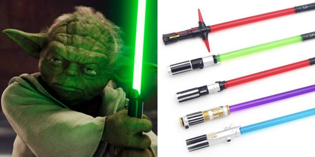 Приколы по Звездным Войнам: Выпустили кисточки для поклонников Звездных Войн
