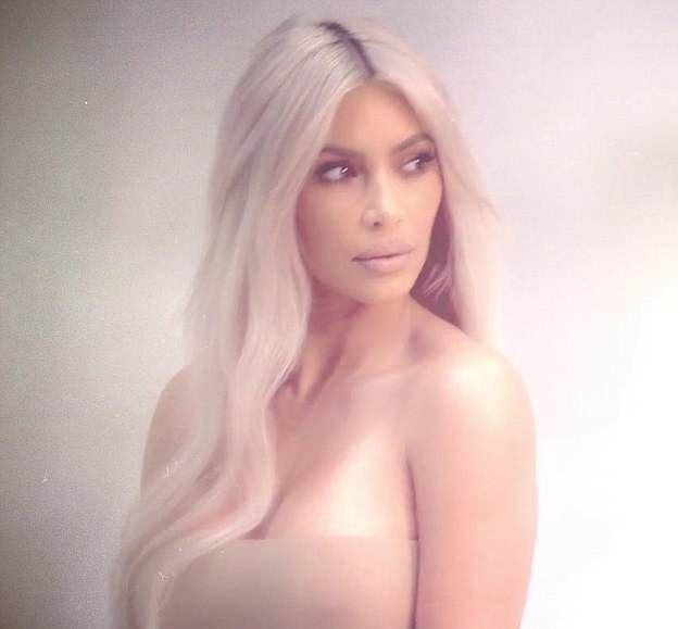 Жемчужный блонд – единственный оттенок, который подходит всем
