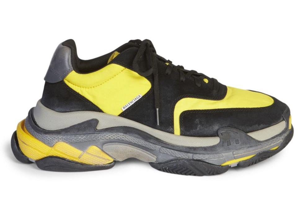 04a318a2fb41 Если кому-то еще интересно  Balenciaga представили очередную расцветку  кроссовок Triple S
