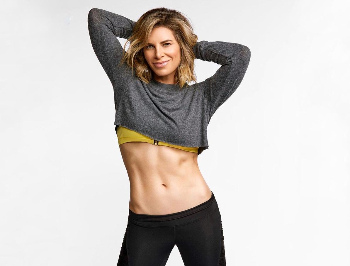 Джилиан Майклс: стройная фигура за 30 дней.