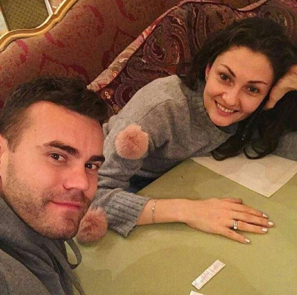 Игорь и Екатерина Акинфеевы