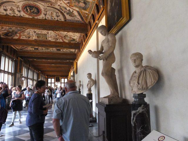 флоренция отзывы Идеальный отпуск! Как провести время во Флоренции?  uffizi gallery   panoramio 2 640x480