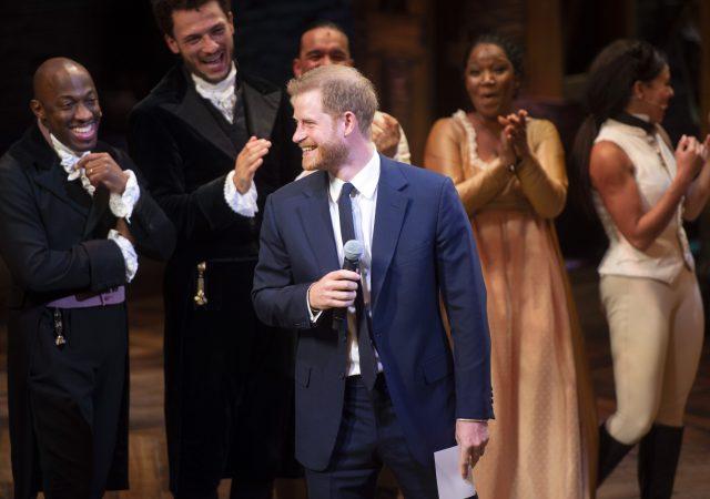 Принц Гарри и Меган Маркл выбрали голливудских крестных для первого ребенка