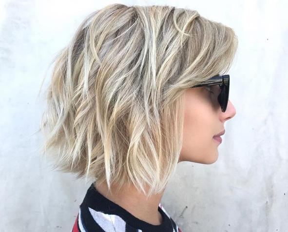Почему бы и нет? 3 необычных идеи окрашивания для блондинок