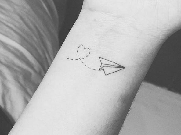 Топ-15 идей для очень крутых мини-татуировок (хотим такие же!)