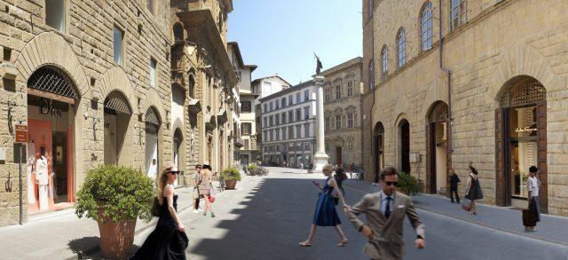флоренция отзывы Идеальный отпуск! Как провести время во Флоренции? via tornabuoni 1 640x293
