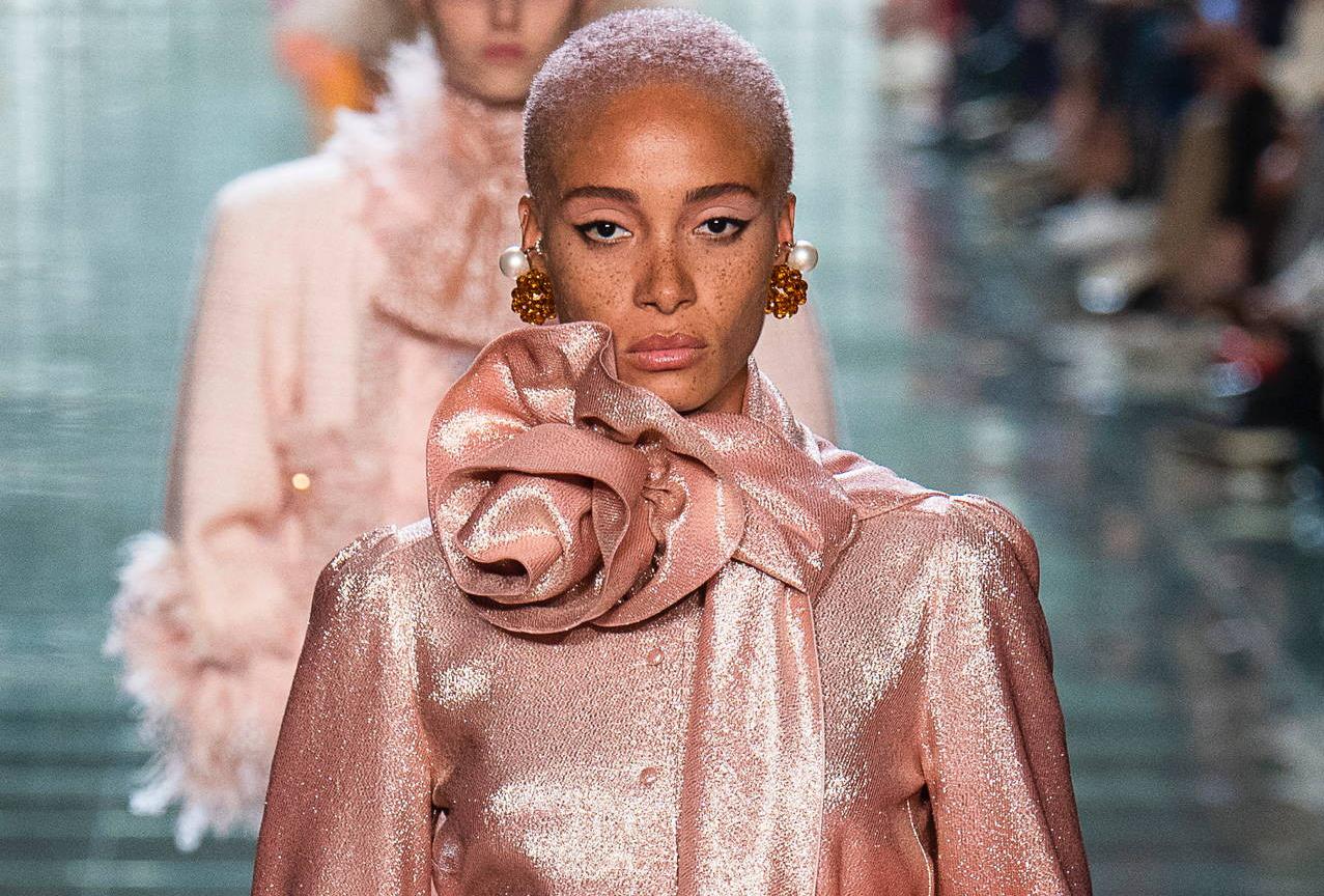 На что решились 35 моделей ради показа Marc Jacobs?