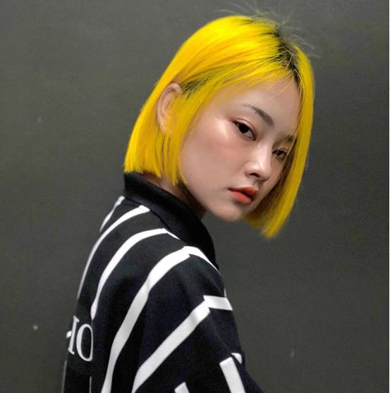Желтый – новый Insta-тренд в окрашивании волос