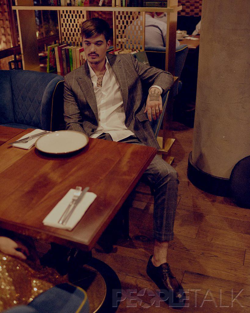 nik 4086 kopiya 819x1024 - Первое интервью Влада Рамма и Миранды Шелия про сумасшедших поклонниц, первую встречу и секреты отношений