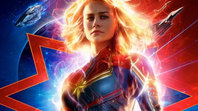 Вглобальной web-сети появился официальный трейлер фильма «Капитан Марвел»