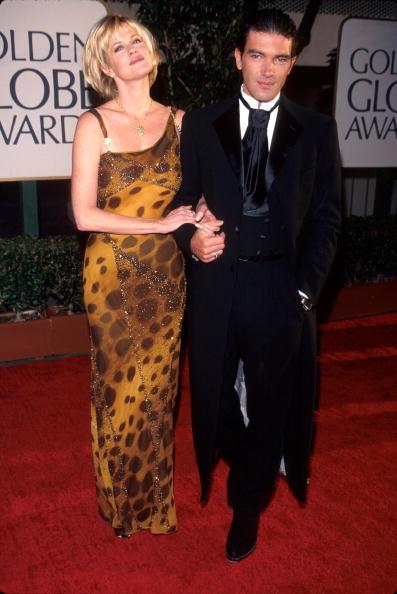 მელანი გრიფიტი და ანტონიო ბანდერასი 1997