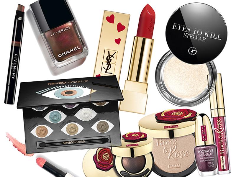 Новогодний макияж: подборка лучшей косметики