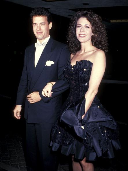ტომ ჰენკსი და რიტა უილსონი 1986