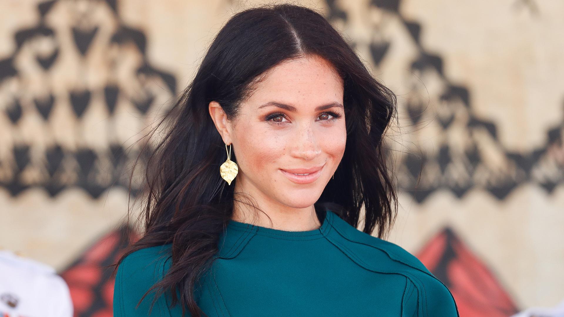 Королевский лайфхак от Меган Маркл: как скрыть седые волосы?