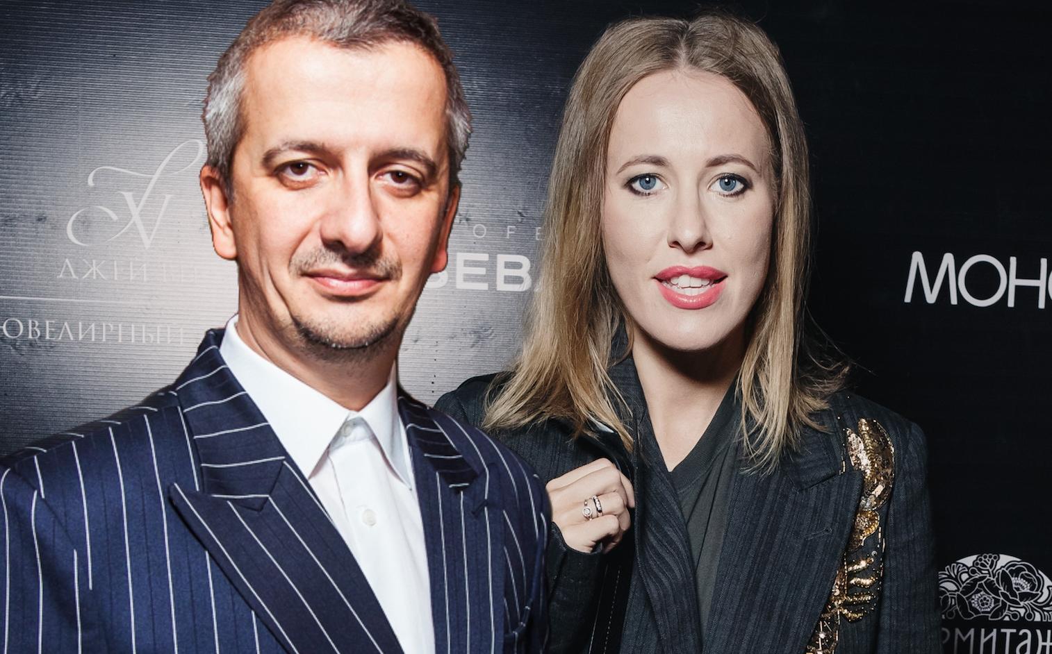 Ksenia Sobchak Nude Photos 77