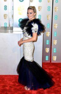 Марго Робби,принц Уильям и Кейт Миддлтон, Ирина Шейк и Брэдли Купер на премии BAFTA